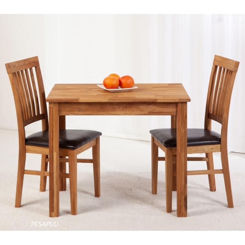 Laud Lem 90x65 9242 + 2 tooli Ronny