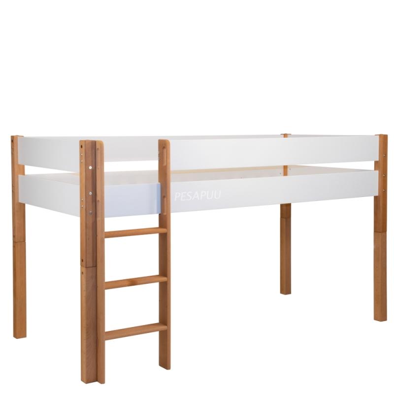 Poolkõrge voodi Kasper 90x200