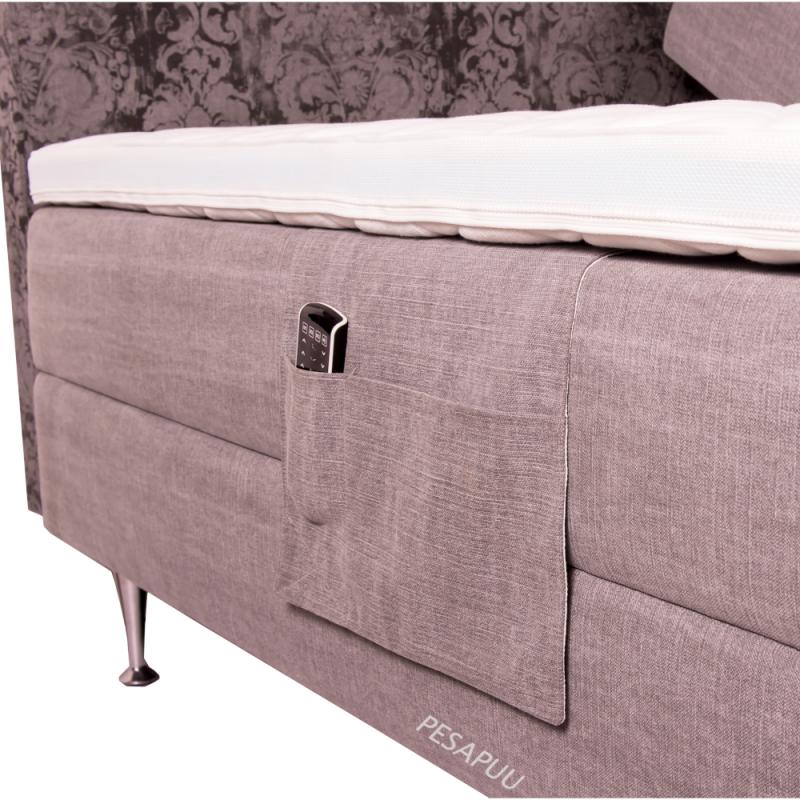 Tarvikute taskud 2tk 120 laiusele voodile Hypnos