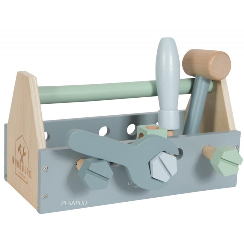 Mängu tööriistakast Little Dutch LD4434