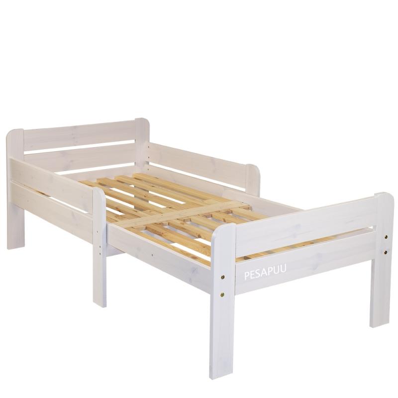 Pikendatav voodi Nova, valge
