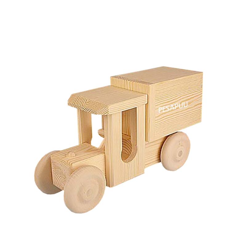 Puidust leivaauto, väike