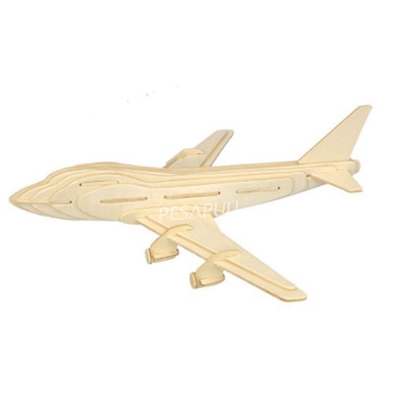 3D pusle Boeing 747