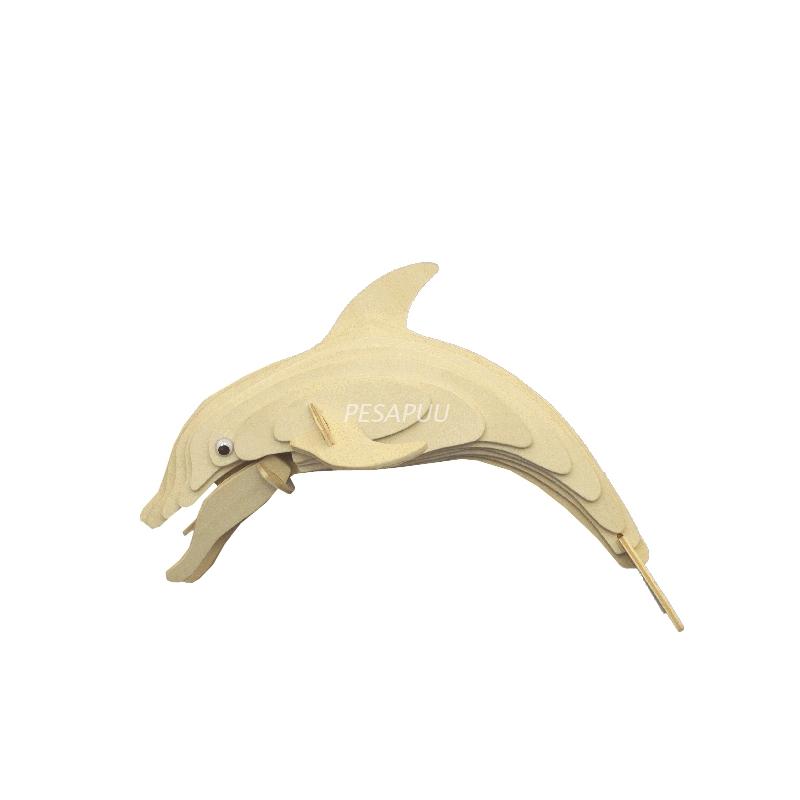 3D pusle Delfiin