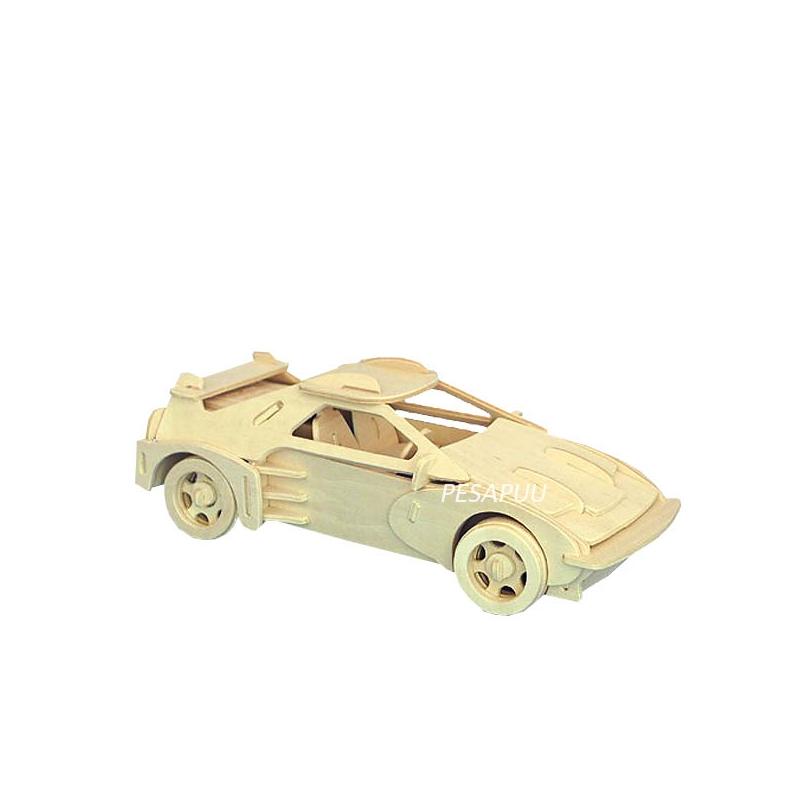 3D pusle Ferrari F40 GT