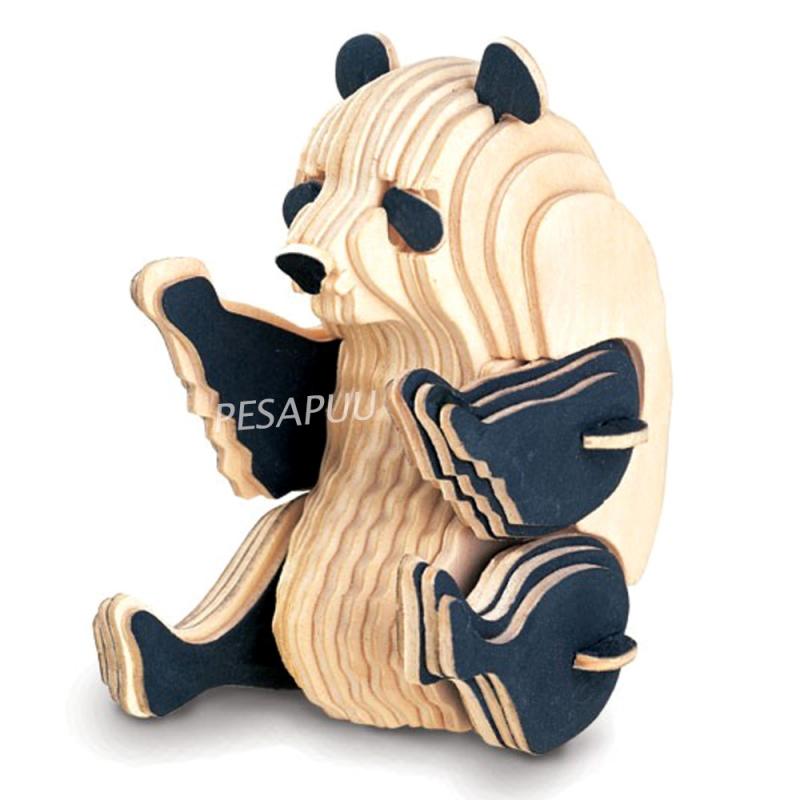 3D pusle Panda
