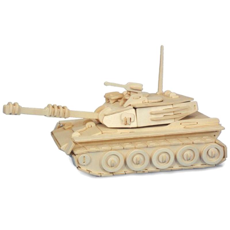 3D pusle Tank