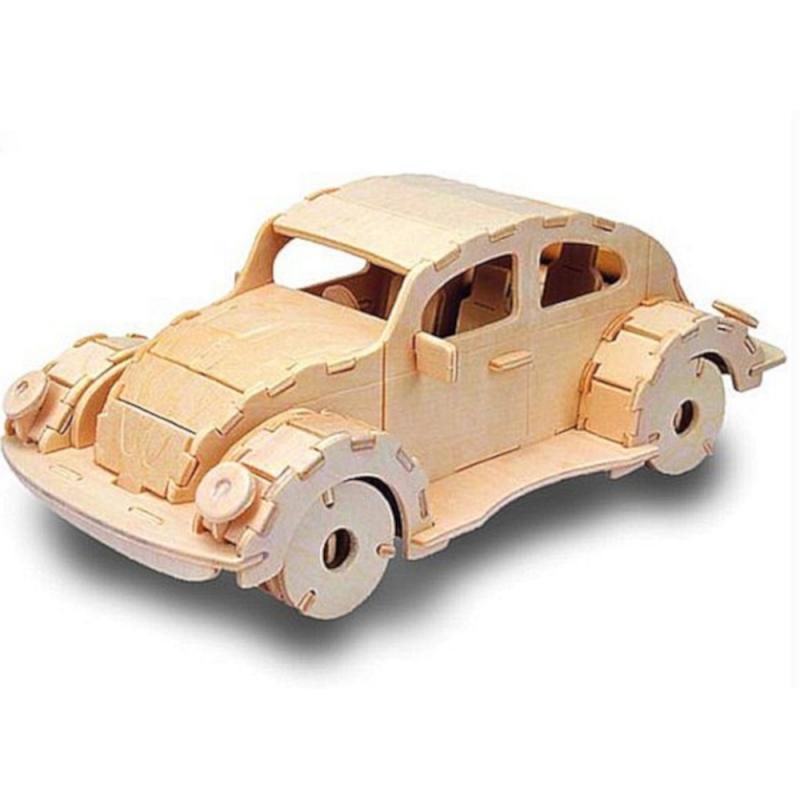 3D pusle VW Beetle