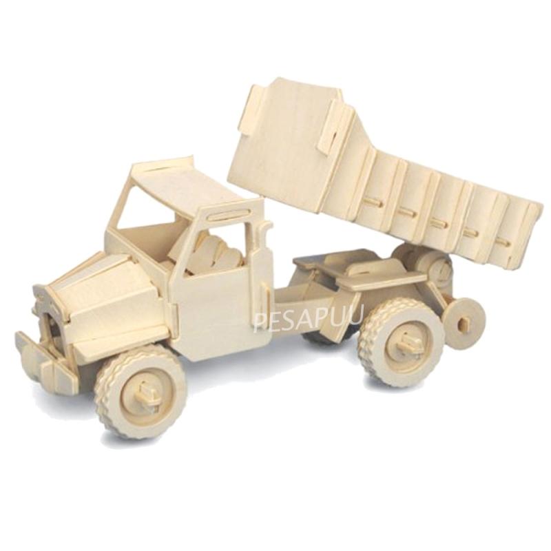 3D pusle Veoauto