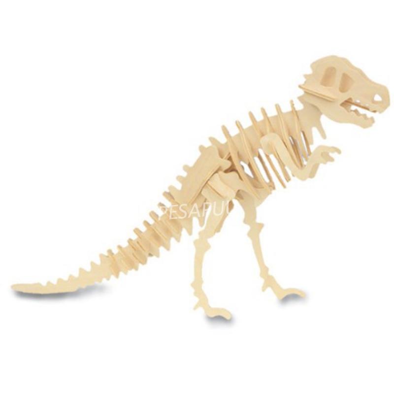 3D pusle Tyrannosaurus