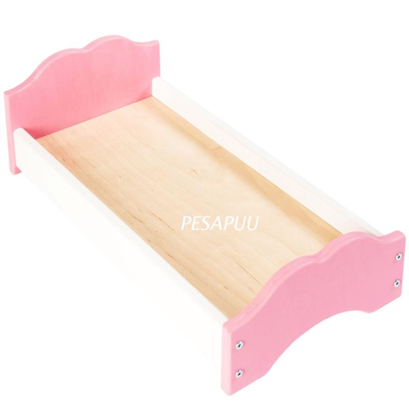 Nukuvoodi Roosi-50, roosa