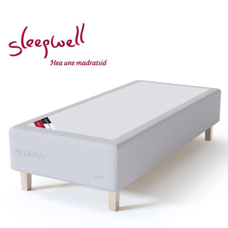 Vedruvoodi BLACK Multipocket 90x200 Sleepwell