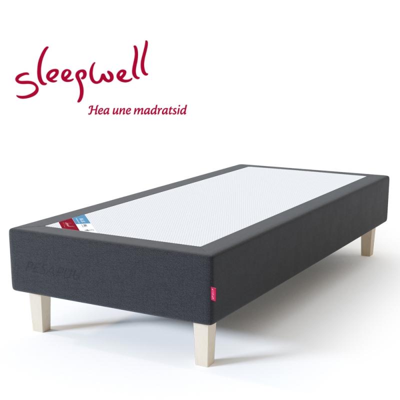 Vedruvoodi BLUE Bonell 80x200 Sleepwell