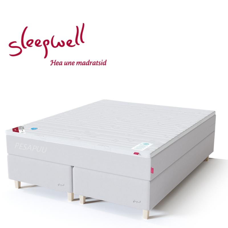 Kontinentaalvoodi RED 160x210 Sleepwell, erimõõt
