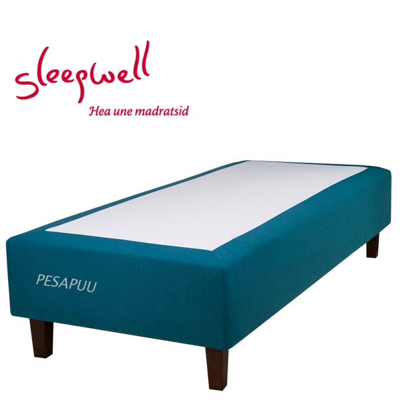 Vedruvoodi RED Pocket 90x200 pehme Sleepwell