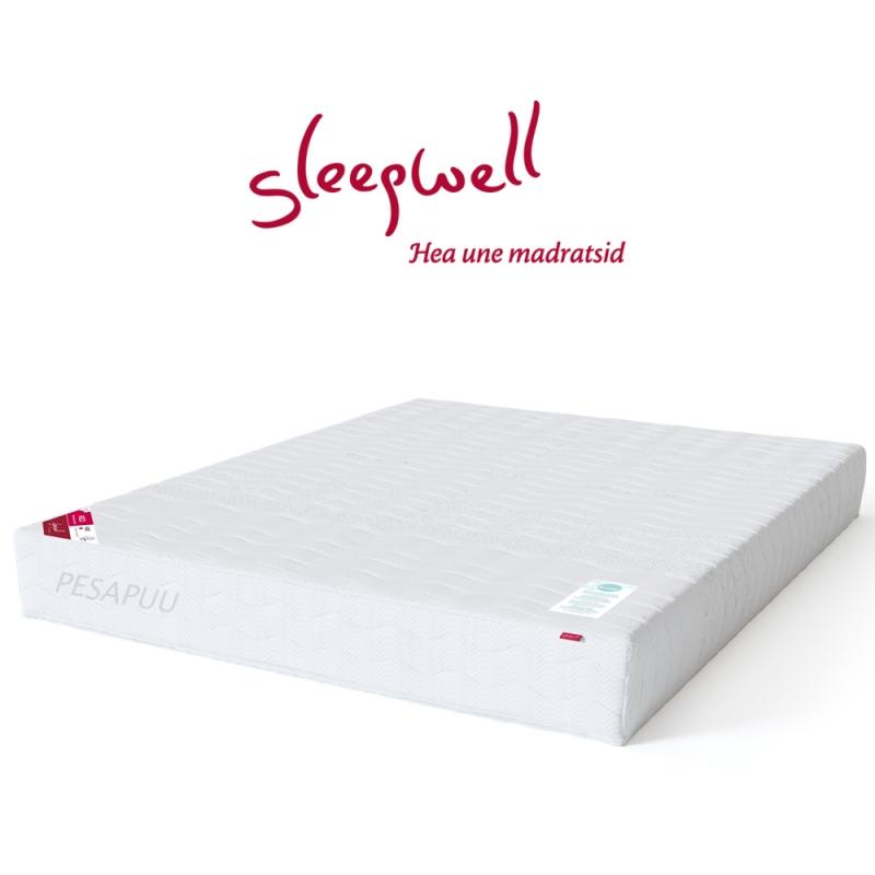 Vedrumadrats RED Pocket Medium 140x200 Sleepwell