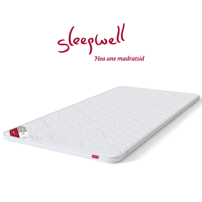 Kattemadrats TOP Foam 90x210 Sleepwell