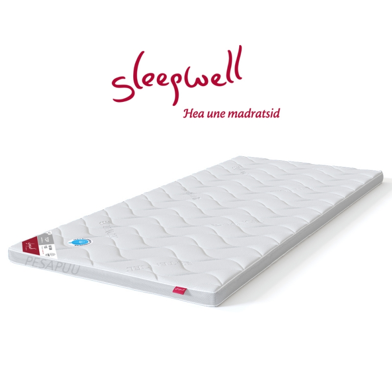 Kattemadrats TOP HR-Foam Plus 90x200 Sleepwell