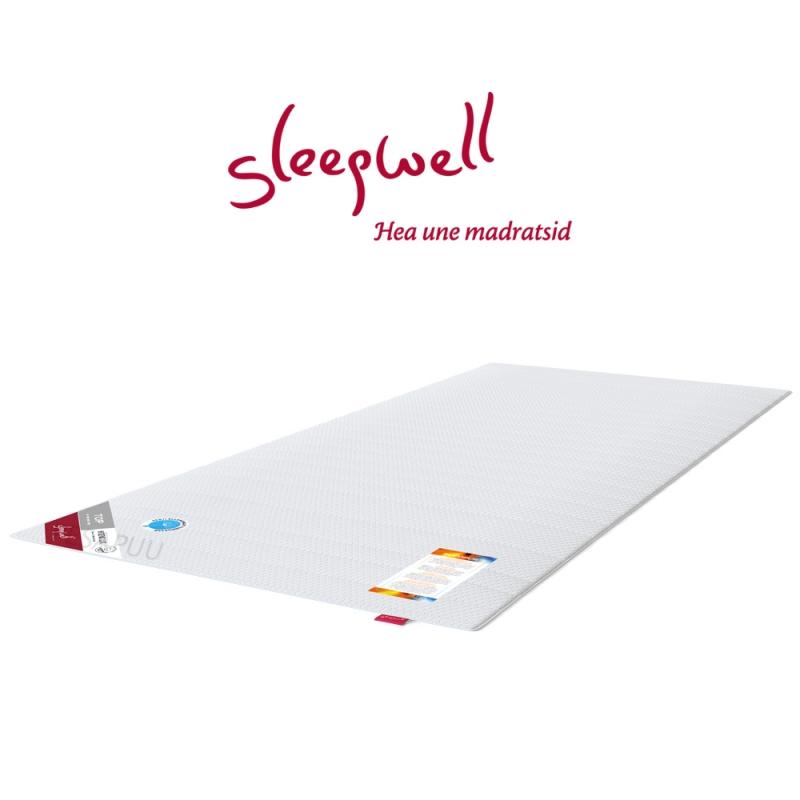Madratsikaitse TOP Hygienic Lux 100x190 Sleepwell, erimõõt