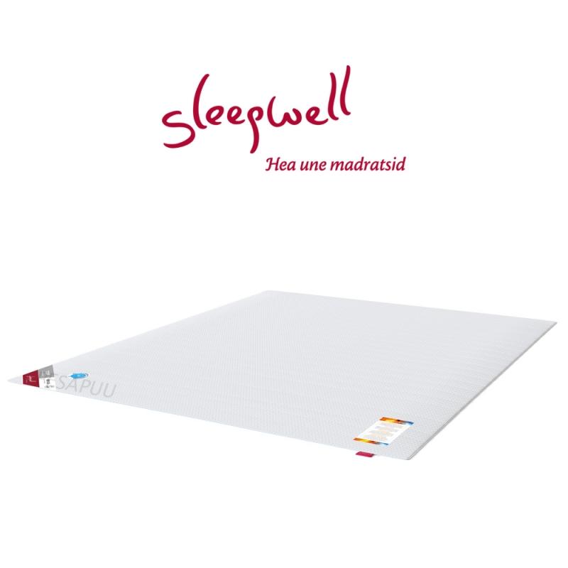 Madratsikaitse TOP Hygienic Lux 181-200x201-220 Sleepwell, erimõõt