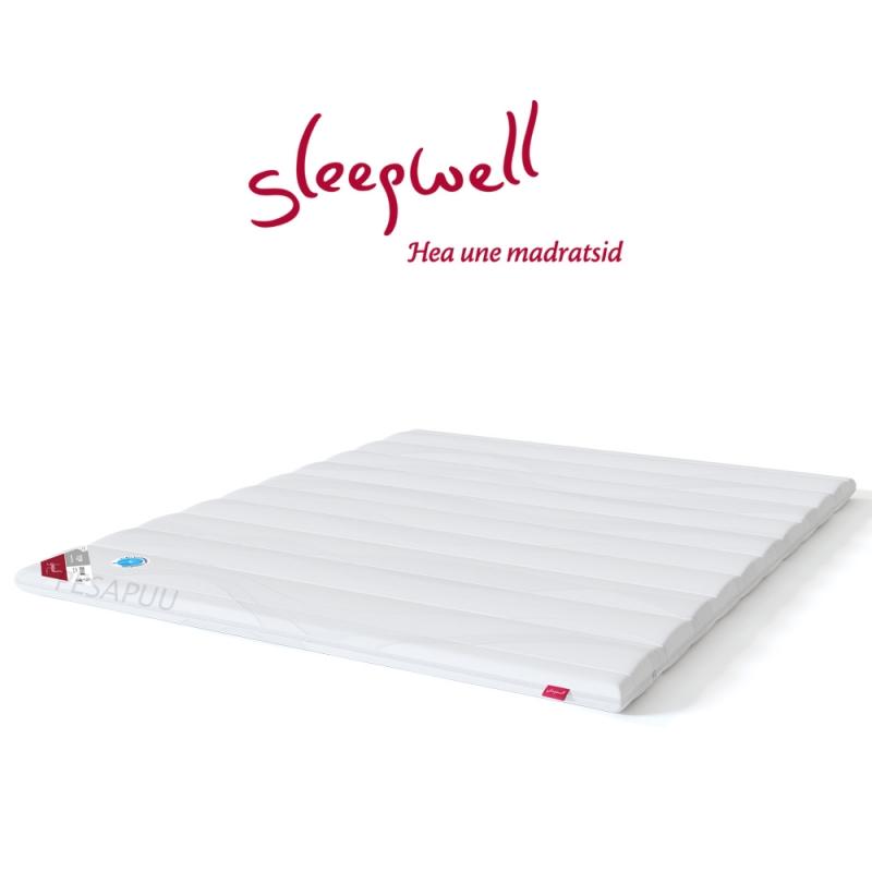 Kattemadrats TOP Serene Lux 180x190 Sleepwell, erimõõt