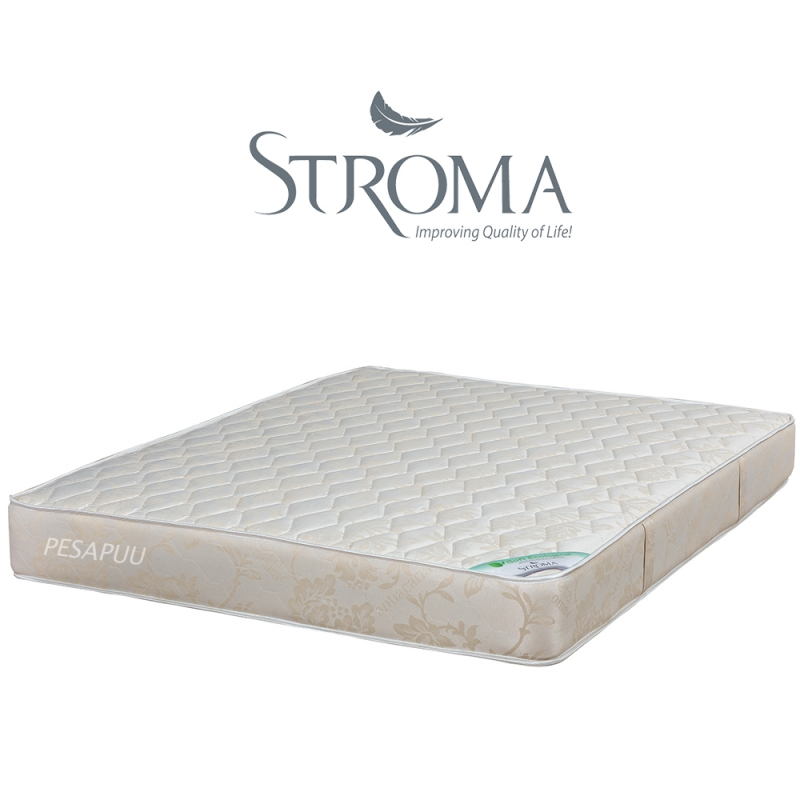 Vedrumadrats Soft Ökoloogiline 160x210 Stroma