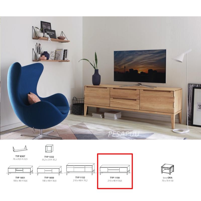 TV-kapp ORA 1150