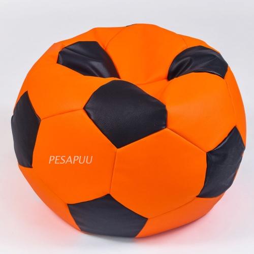 Kott-tool Jalgpall must-apelsinioranž PESAPUU.jpg