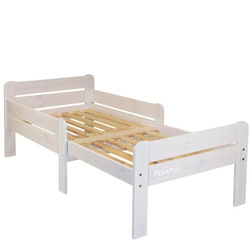 Pikendatav voodi Nova valge lahti PESAPUU.jpg