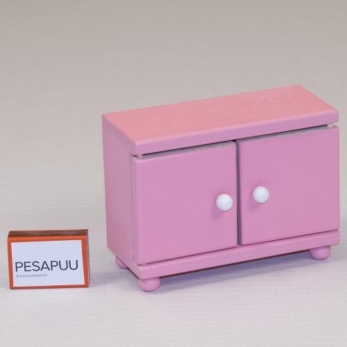 Nuku kapp kahe uksega Roosi roosa PESAPUU.jpg