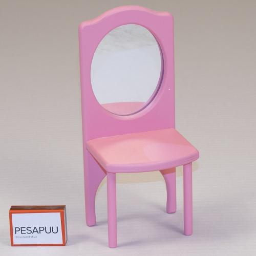 Nuku peeglilaud Roosi roosa PESAPUU.jpg