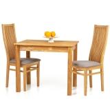Laud Lem 90x65 9242 + 2 tooli Sandra