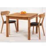 Laud Lem 90x90 9241 + 2 tooli Irma