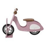 Puidust tasakaaluskuutri jalg Pink LD4376
