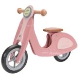 Puidust tasakaaluskuuter Pink LD4373