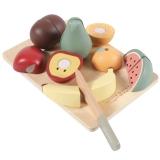 Mängu lõigatavad puuviljad Little Dutch LD4485