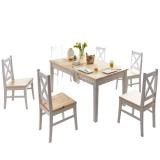 Laud Lida + 6 Rodos tooli