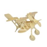 3D pusle Biplan