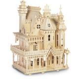 3D pusle Fantasy villa
