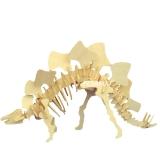 3D pusle Stegosaurus