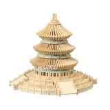 3D pusle Taevatempel