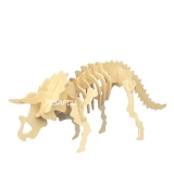 3D pusle Triceratops