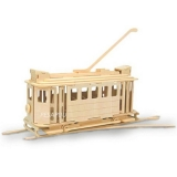 3D pusle tramm