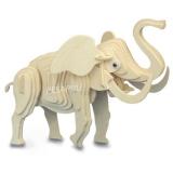 3D pusle Väike elevant