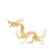 3D pusle Draakon