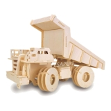 3D pusle Dump Truck