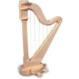 3D pusle Harf