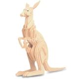 3D pusle Känguru