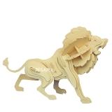 3D pusle Lõvi