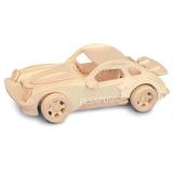 3D pusle Porsche